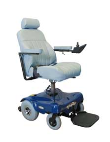 PaceSaver by LeisureLift Scout M1 Power Chair