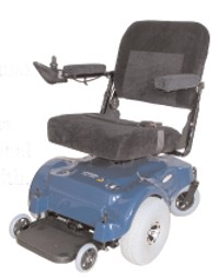 PaceSaver by LeisureLift Scout RF4 Power Chair
