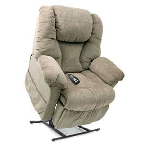 Pride Mobility LL-550L Lift-Chair  sc 1 st  Grace In Motion Store - Vienna VA & Lift Chair Recliners - Recliner Lift Chairs - Pride Lift Chairs islam-shia.org