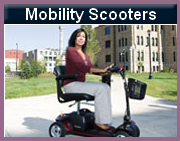 Home Mobility Scooter